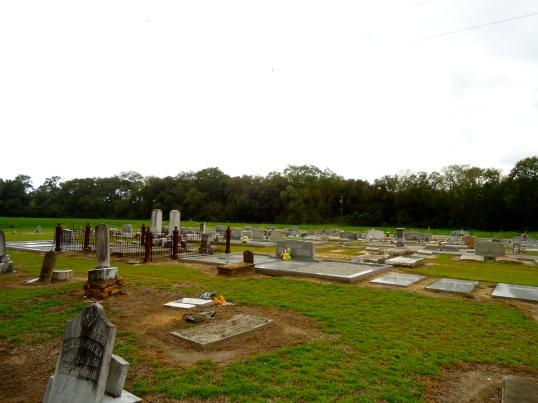 Live Oak Free Will Baptist Cemetery
