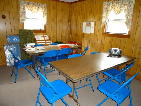 Sunday School Room 1