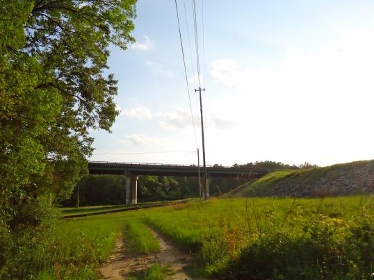 James Henderson Hall Senior Bridge, Newton, Baker County
