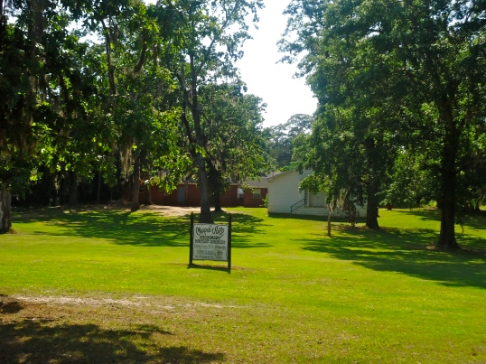 Chapel Hill Missionary Baptist Church, Newton, Baker County