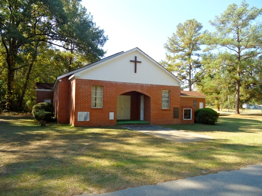 Mount Olive Christian Methodist Episcopal Church, Newton, Baker County