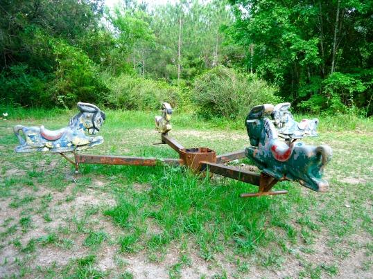 Park Rocking Horses