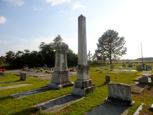 County Line Baptist Church Cemetery