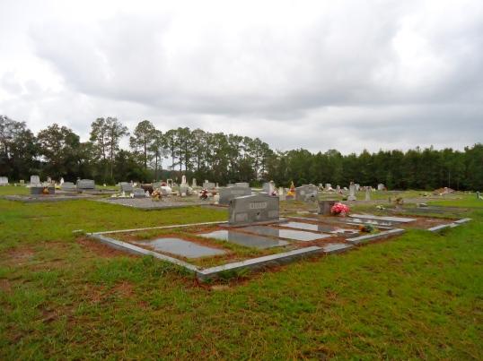 Notchaway Baptist Cemetery