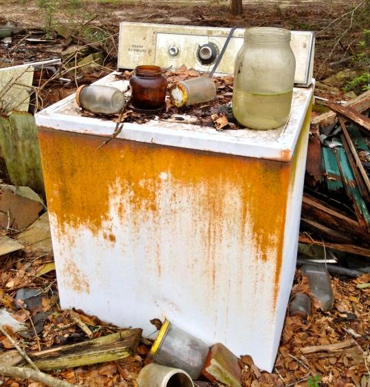 Washing Machine-Front View