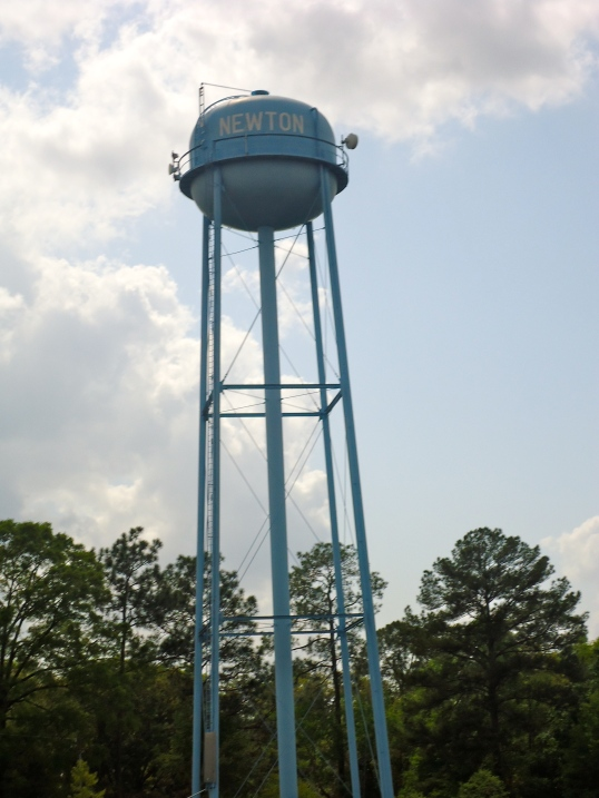 Newton Water Tower, Newton, Baker County