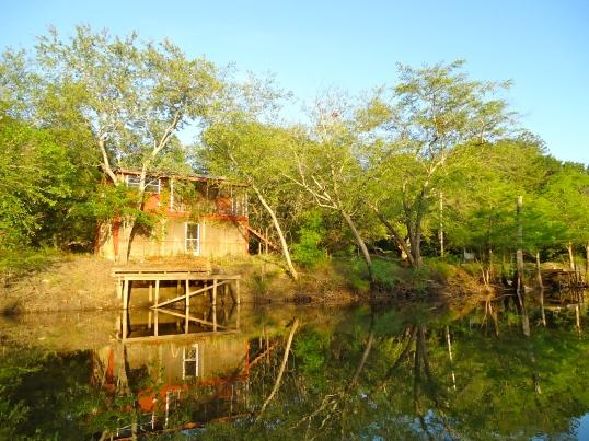 Abandoned Creek House