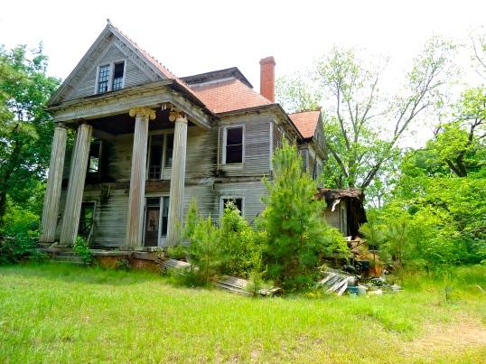 McRainey House, Elmodel, Baker County