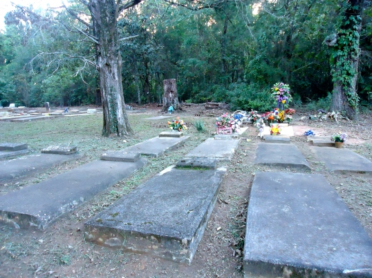 Grouped Graves