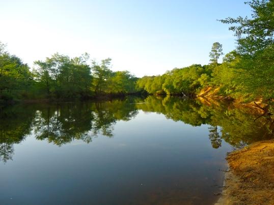 Itchaway-Nochaway Creek