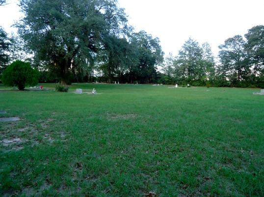 Oak Grove Baptist Cemetery, Crestview, Baker County