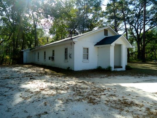Mount Enon Baptist Church, Elmodel, Baker County