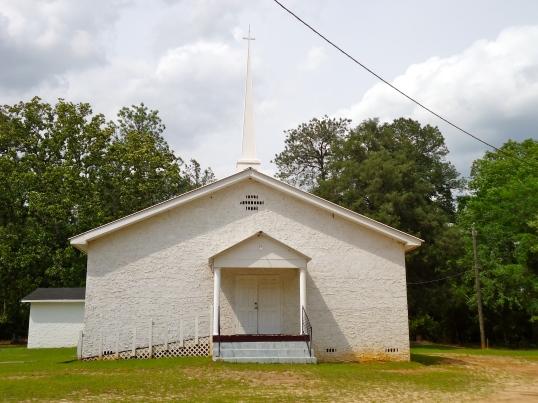 New Salem Christian Methodist Episcopal Church, Elmodel, Baker County