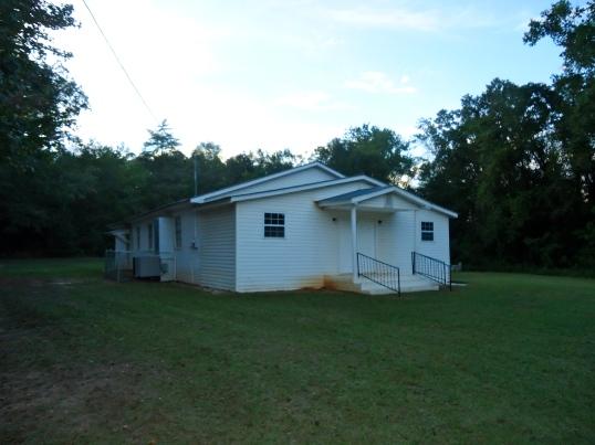 Piney Grove Missionary Baptist Church, Crestview, Baker County