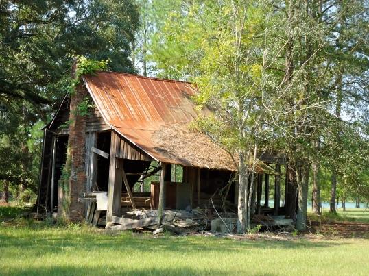 Abandoned Farmhouse, Crestview, Baker County
