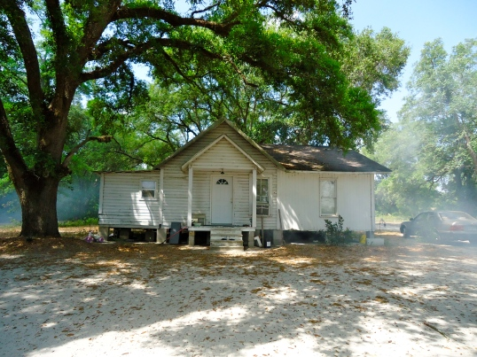Old Crackerbox, Hawkinstown, Baker County