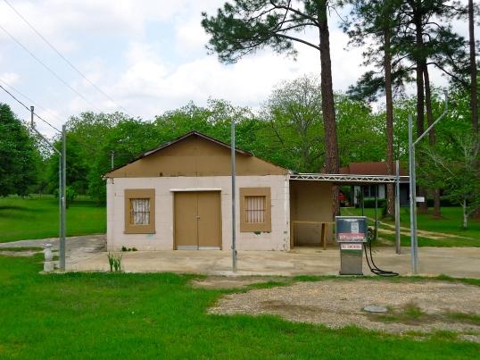 Hart's Service Station, Elmodel, Baker County