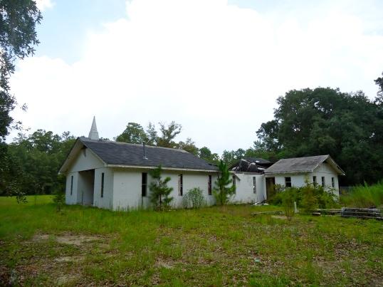 Weldon Springs Missionary Baptist Church, Hard-Up, Baker County