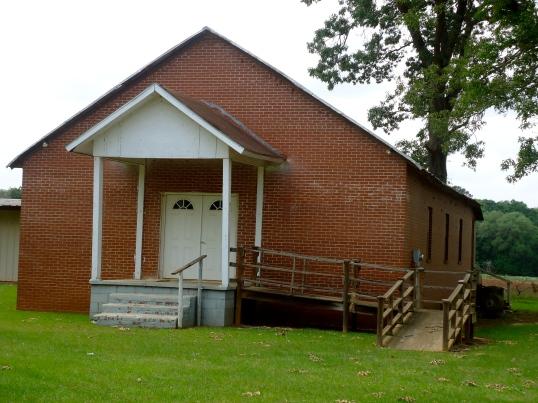 Second Belmont Missionary Baptist Church, Elmodel, Baker County