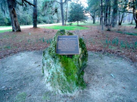 Emory University Field Station Historical Memorial
