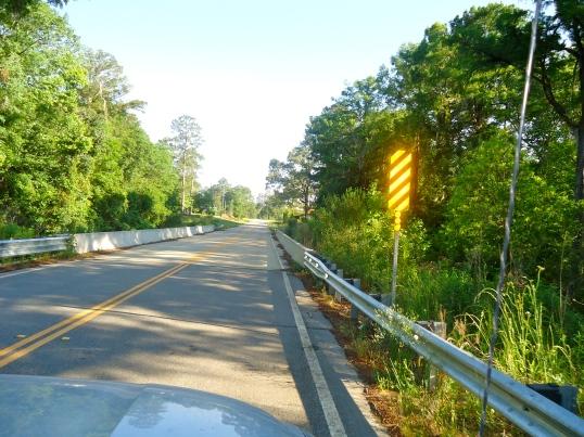 Ivys Mill Bridge, Ivys Mill, Baker County