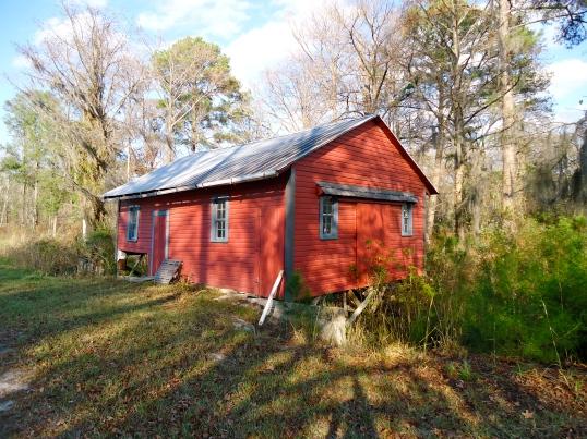 Ivy's Mill/Tabb's Mill, Ivys Mill, Baker County