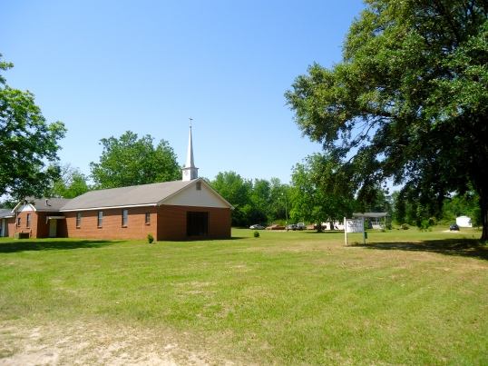Macedonia Missionary Baptist Church, Milford, Baker County