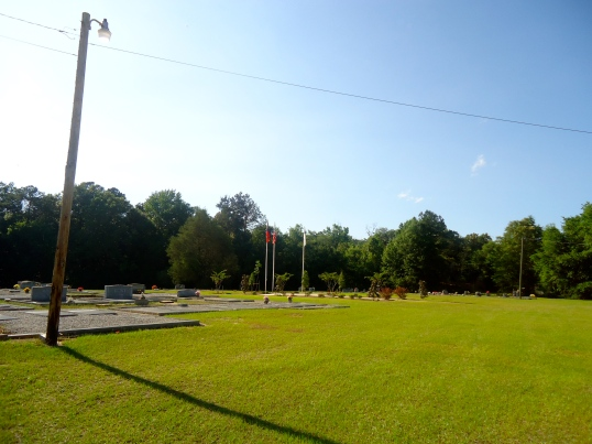 Milford Baptist Cemetery