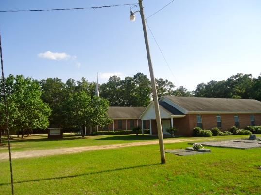 Milford Baptist Church, Milford, Baker County