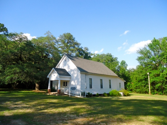 Milford United Methodist Church, Milford, Baker County
