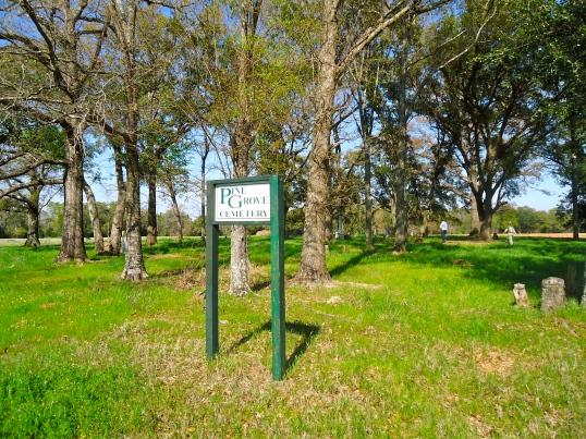 Pine Grove Cemetery, Milford, Baker County