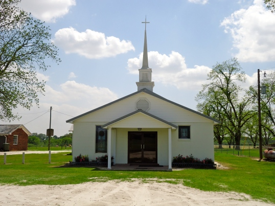 Baker County Assembly of God Church, Pondtown, Baker County