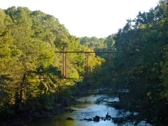 Barnett's Bridge, Mimsville, Baker County