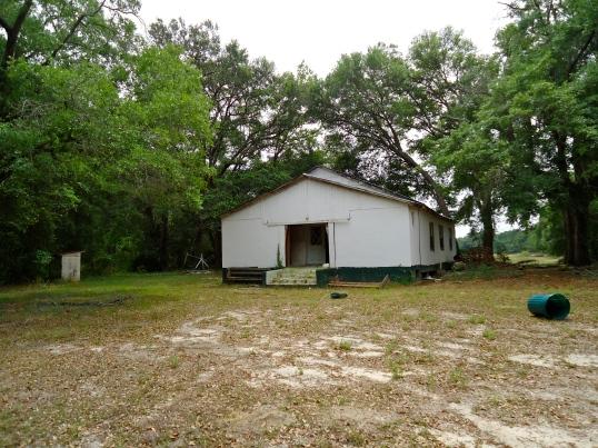Cedar Grove Church and Cemetery, Phillipsburg, Baker County
