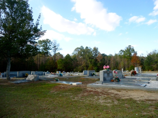 Patmos Free Will Baptist Cemetery