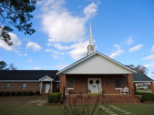 Patmos Free Will Baptist Church, Patmos, Baker County