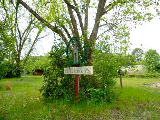 Phillips Sign, Phillipsburg, Baker Coutny