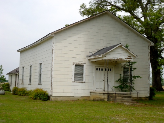 Pleasant View Church of God, Phillipsburg, Baker County