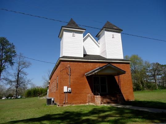 New Gessemane Baptist Church