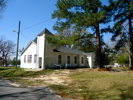 Old Gessemane Baptist Church