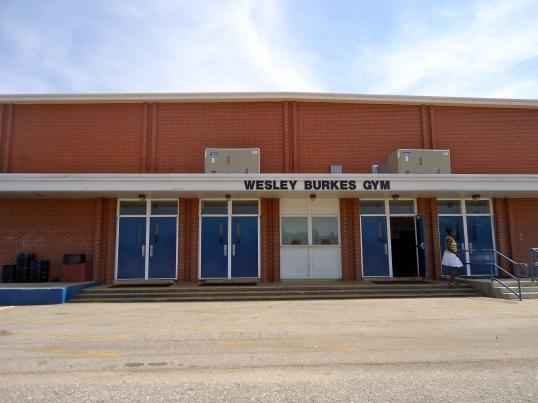 Calhoun County High-Wesley Burkes Gym