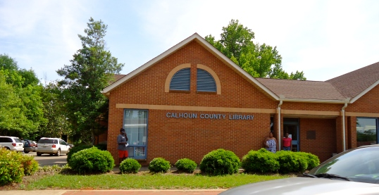 Calhoun County Library