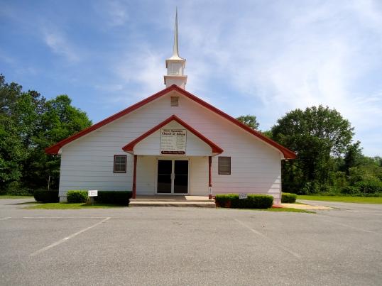 First Apostolic Church of Edison