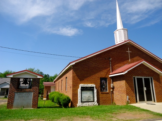 Mt. Grove Free Will Baptist Church