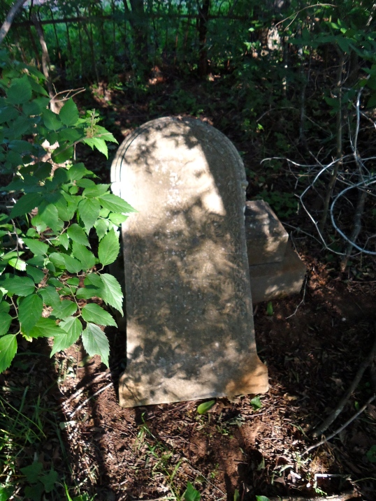 Ornate Grave