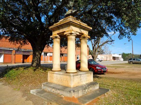 Boyd Memorial