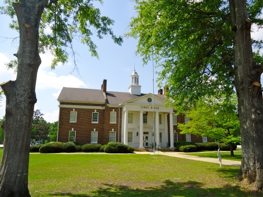 Calhoun County Court House