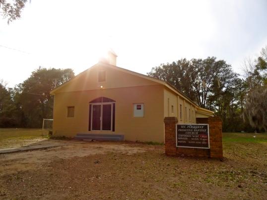 Mt. Pleseant Primitive Baptist Church
