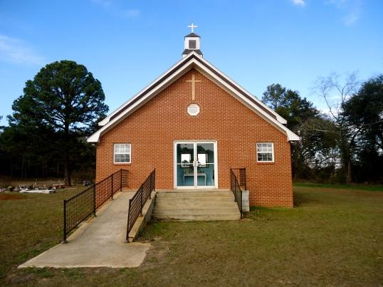 Mt. Zion Missionary Bapist Church