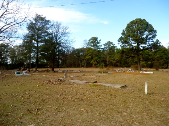 Mt. Zion Missionary Baptist Cemetery
